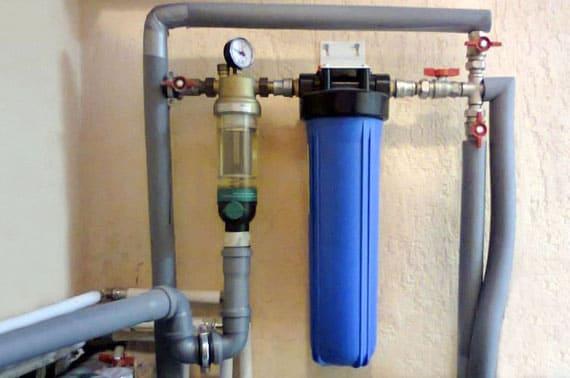 фильтр для воды с колодца