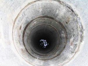 колодец для питьевой воды