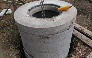 выкопать колодец для воды